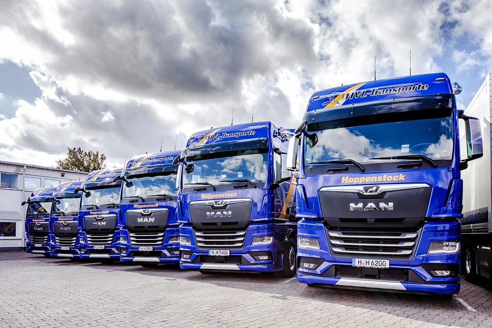 neue MAN TGX Truck Generation