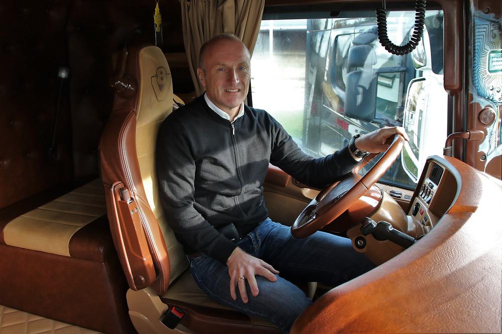 Martin Koitz, Verkauf Gebrauchtfahrzeuge Scania Österreich