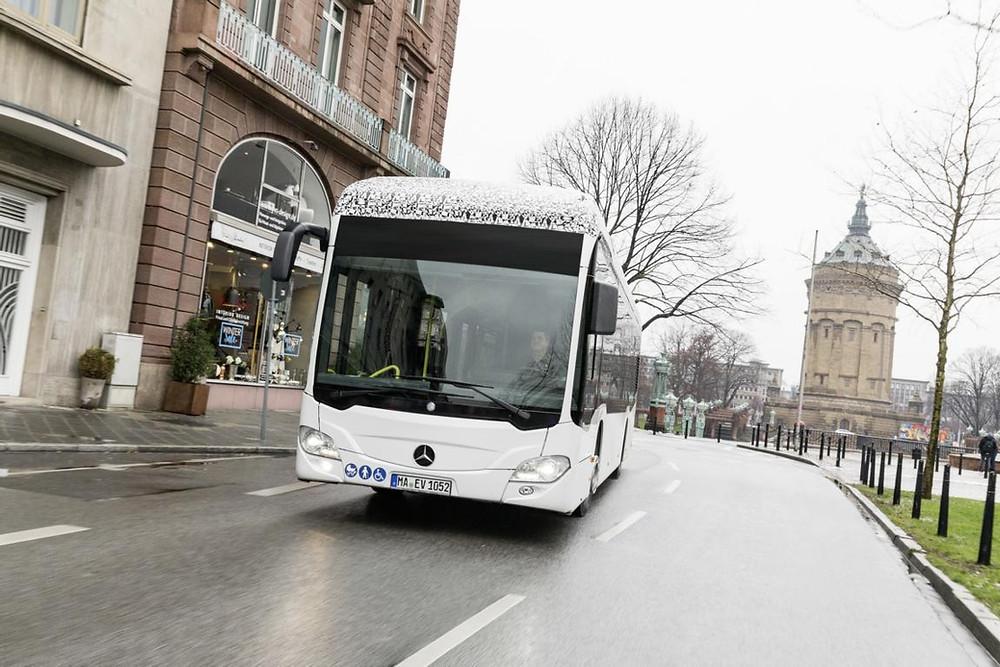Mercedes-Benz Citaro in Hamburg