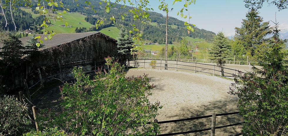 Pferde Stallboxen Weerberg