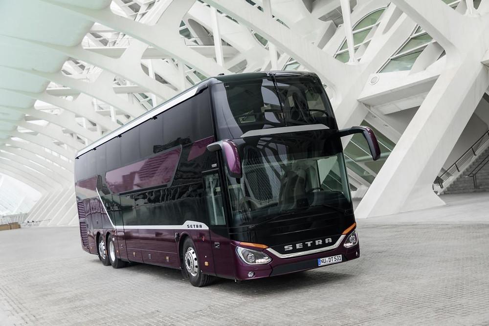 Setra Doppelstockbus