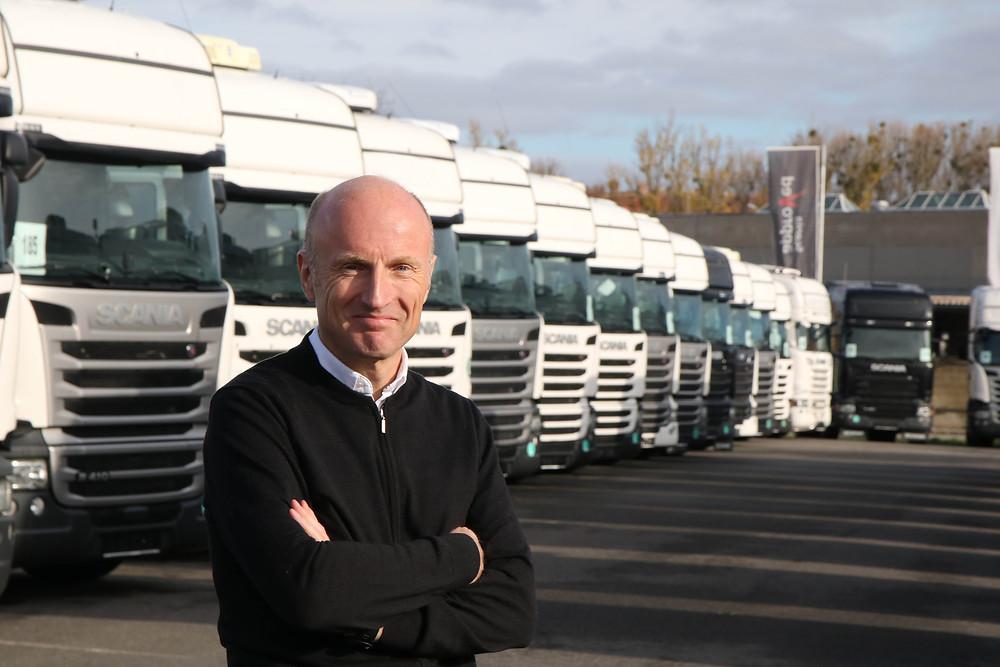 Martin Koitz Verkauf Gebrauchtfahrzeuge Scania Oesterreich