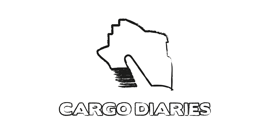 cargo diaries creative logo design