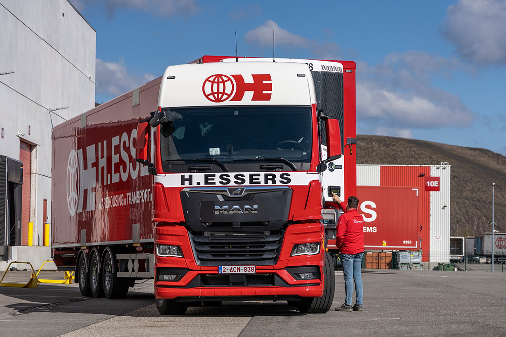 MAN Trucks H. Essers