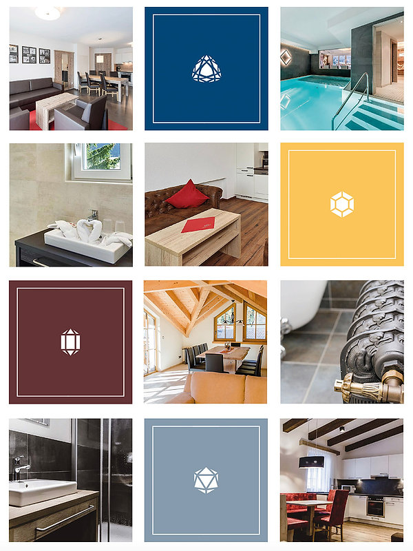 instagram feed hotel