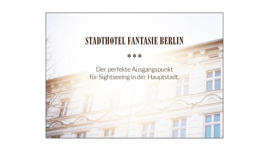 typographie hotel
