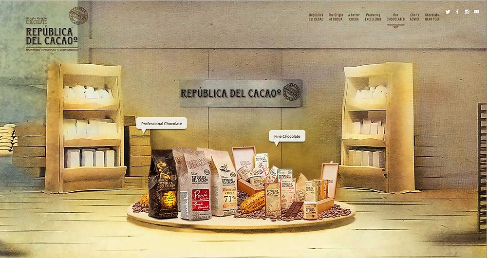 republica del cacao