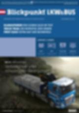 Blickpunkt LKW BUS 8-2019 Titelseite