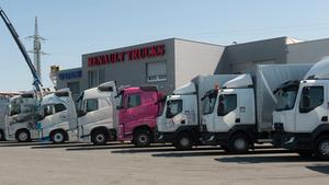 Volvo Trucks Renault Trucks Werkstattfest