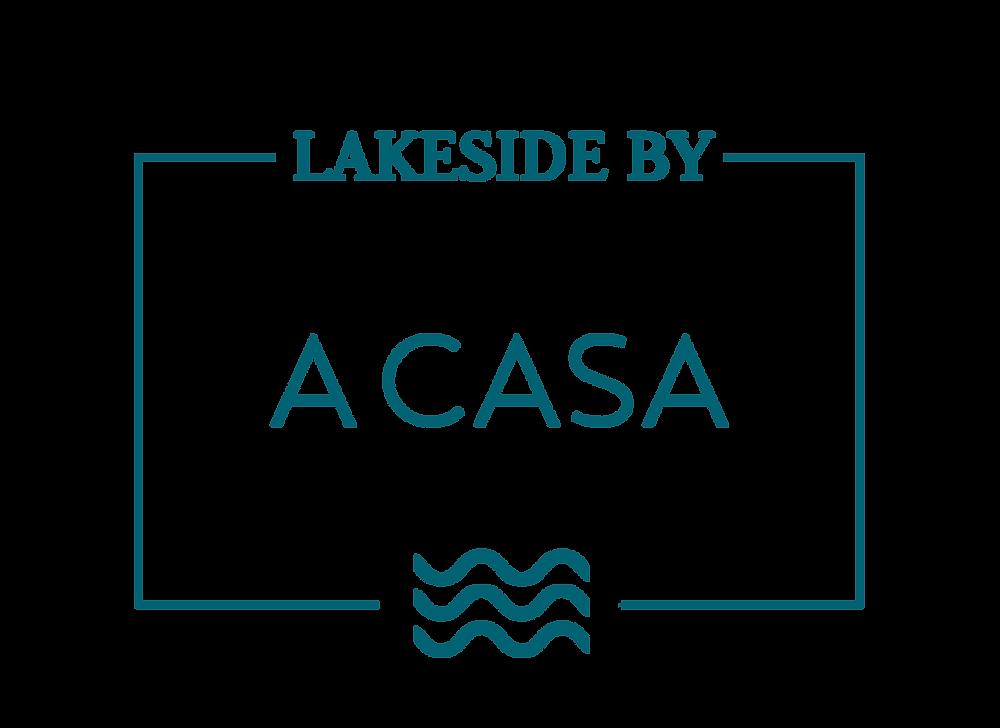 lakesidy by a casa hotel logo