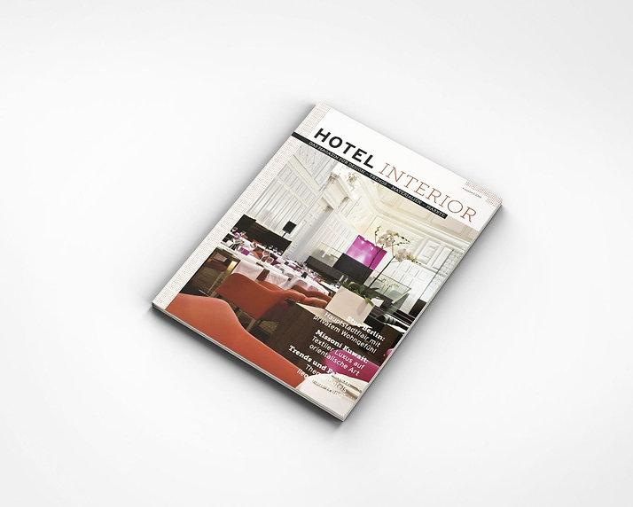hotel interior mediengestaltung