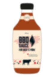 Corporate-Design-Verpackung-BBQ-sauce