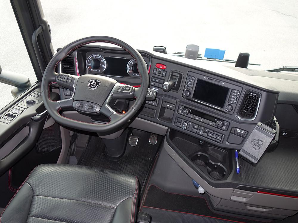 Scania S730 Fahrerhaus