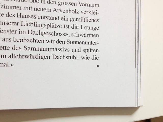 wohnrevue magazine