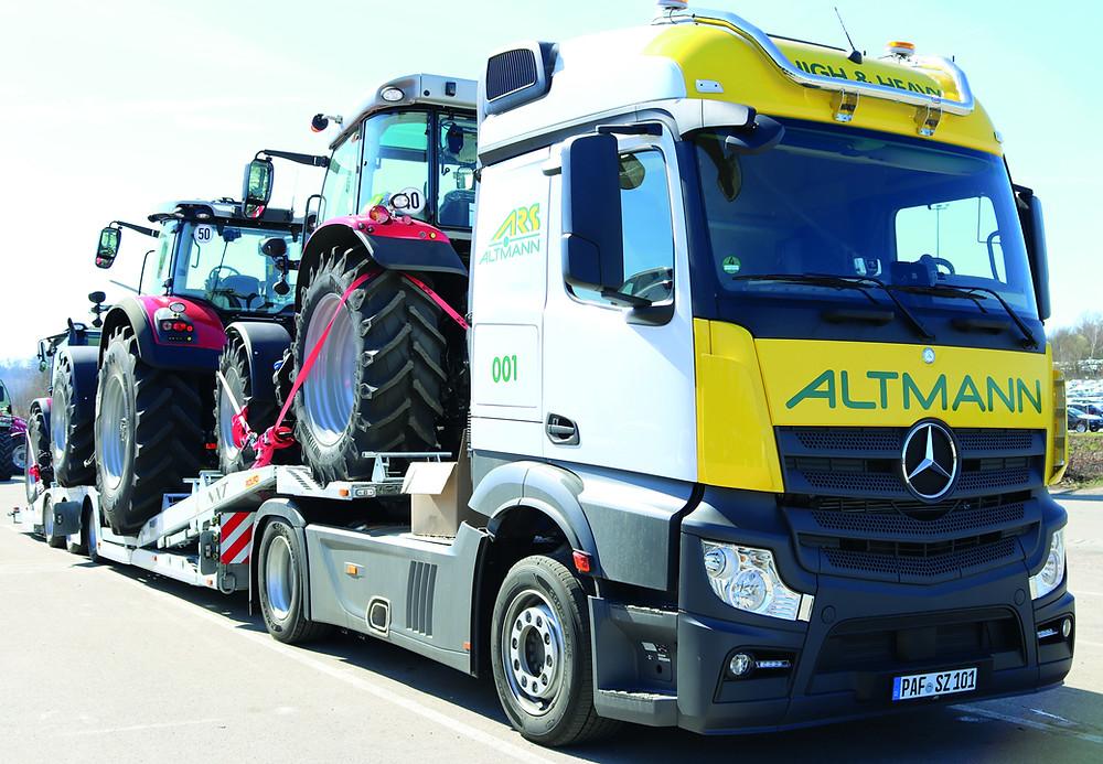 ARS Altmann Mercedes-Benz