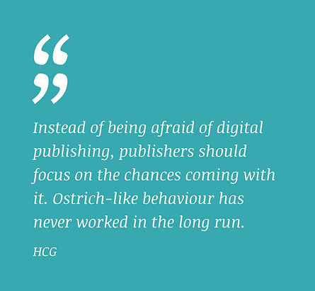 quote on digital publishing