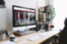 web design online shop wine