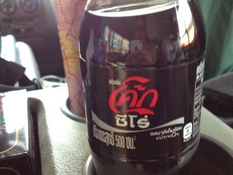 Coke in Thailand