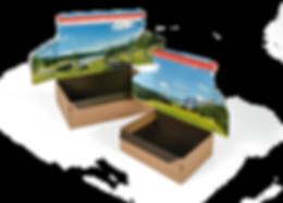 tirol box packaging design