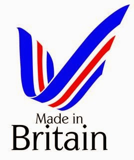 old made in britain logo