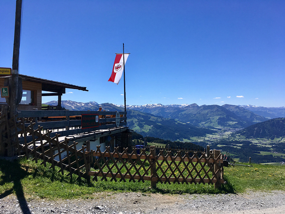 mountain hut Tirol