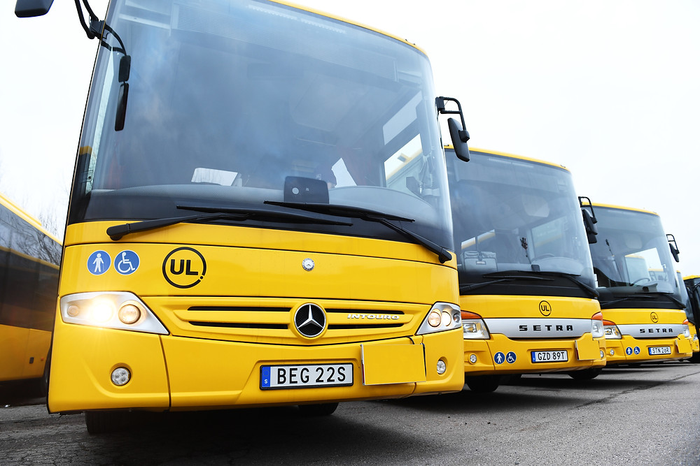 Mercedes-Benz Intouro und Setra S 416 LE business MultiClass