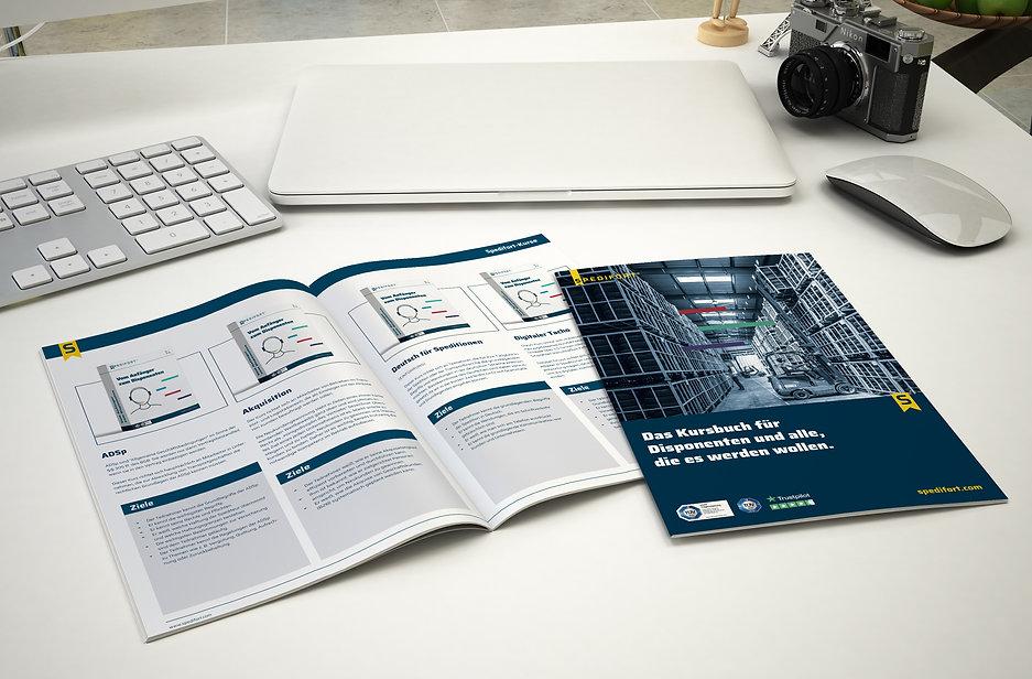 Spedifort-Brand-Design-catalog design
