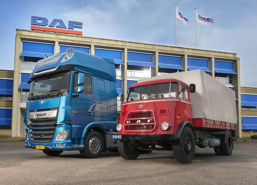 90 Jahre DAF Trucks