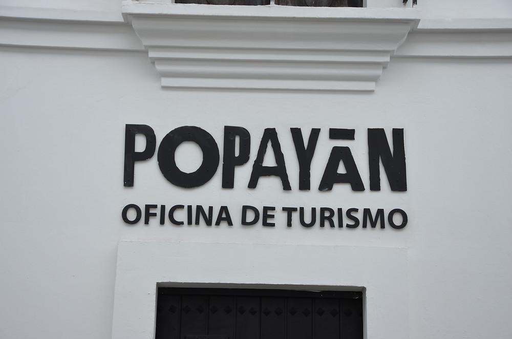 Popayán logo