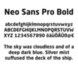 cubile corporate design neo sans font