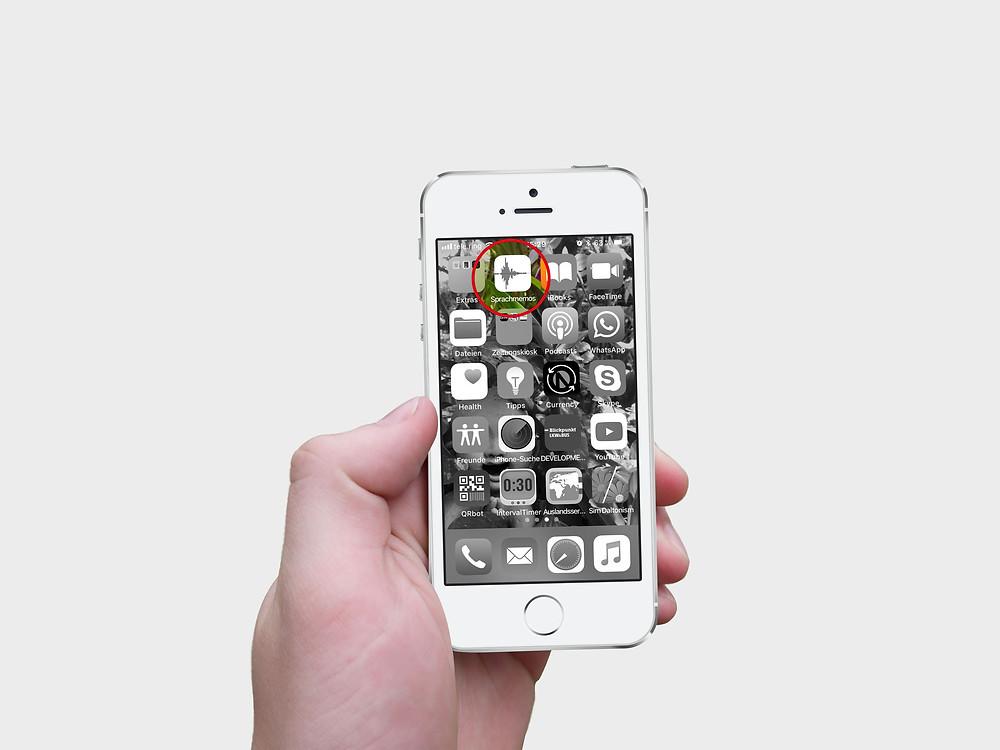 memo app iphone
