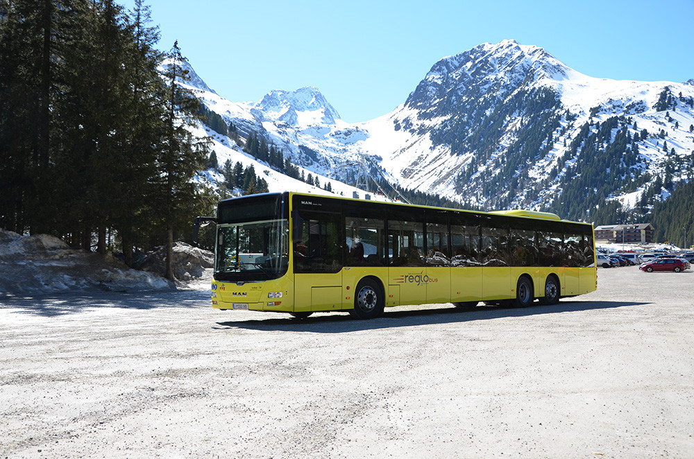 MAN Lion's City Regiobus Stubaital
