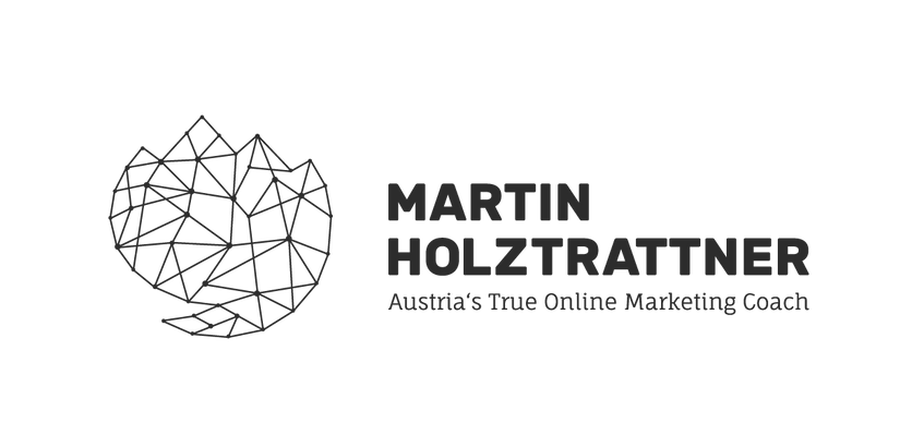 martin holztrattner corporate design logo