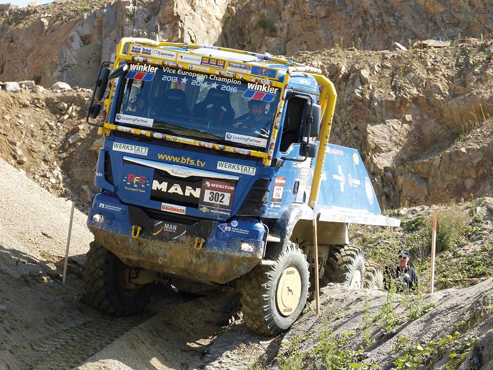 Truck Trial EM 2017