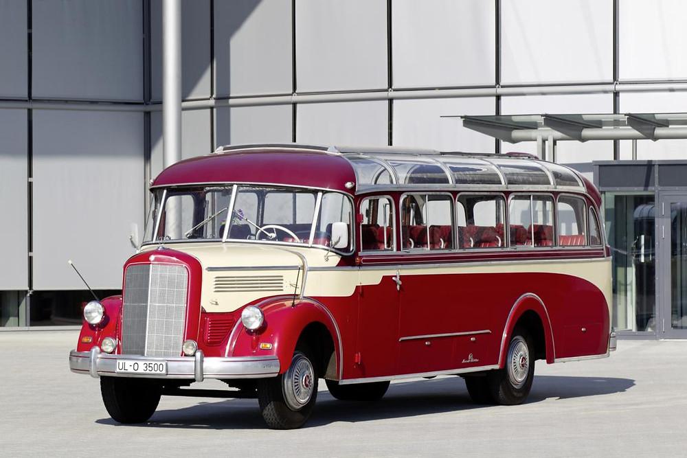 Daimler Busse Historisch