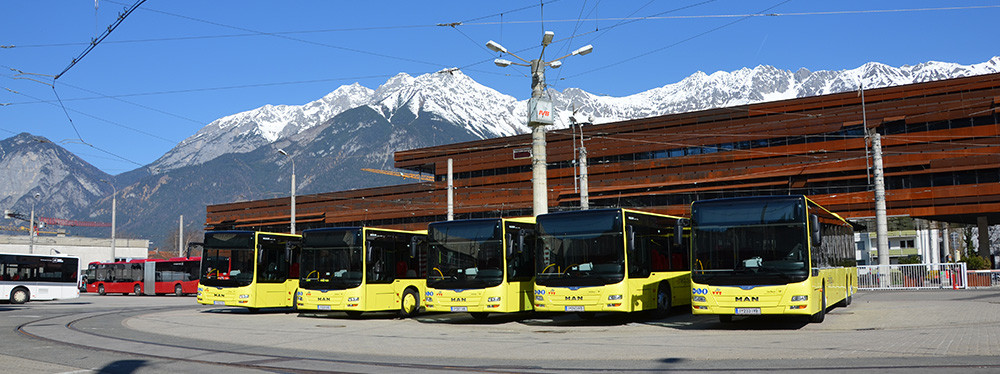 MAN Lion's City Regiobus IVB Tirol