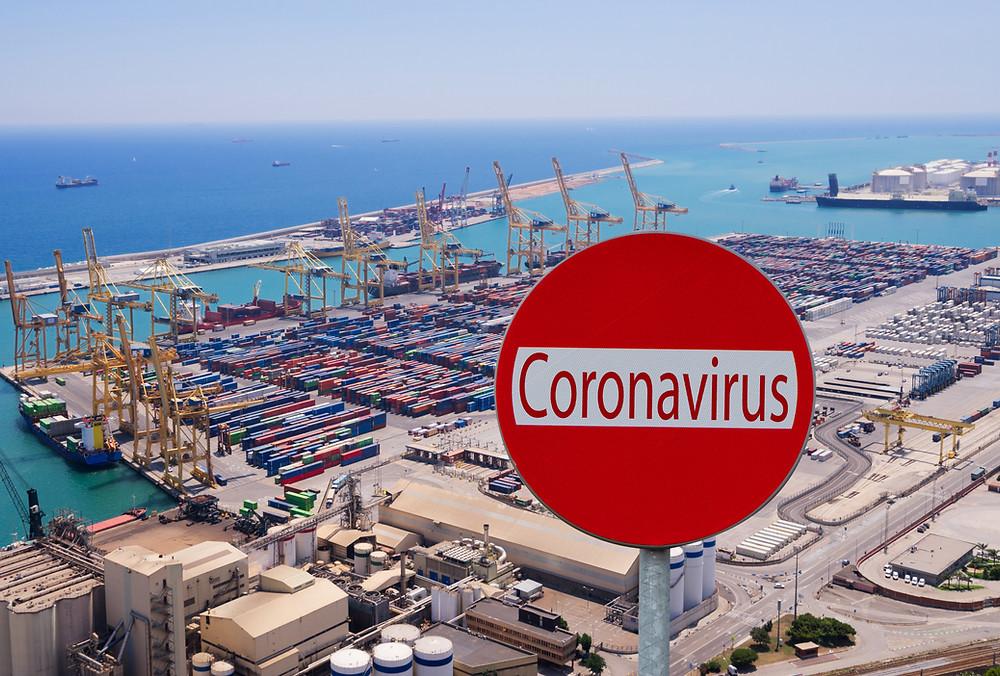 Corona Frachtverkehr