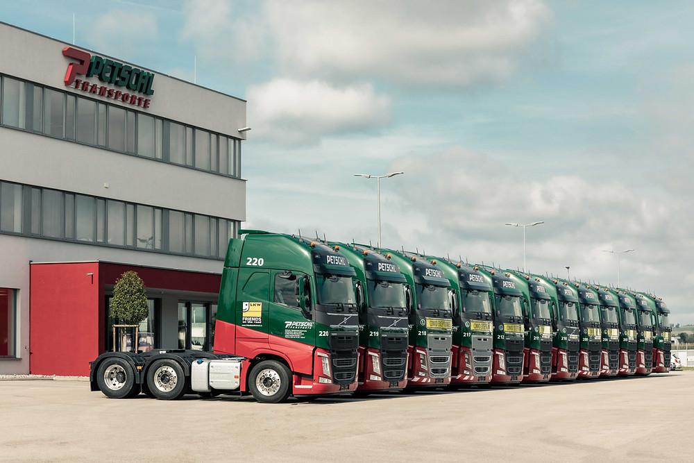 Volvo Petschl Transporte