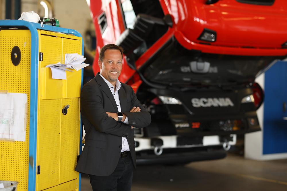 Joachim Hepfer Scania