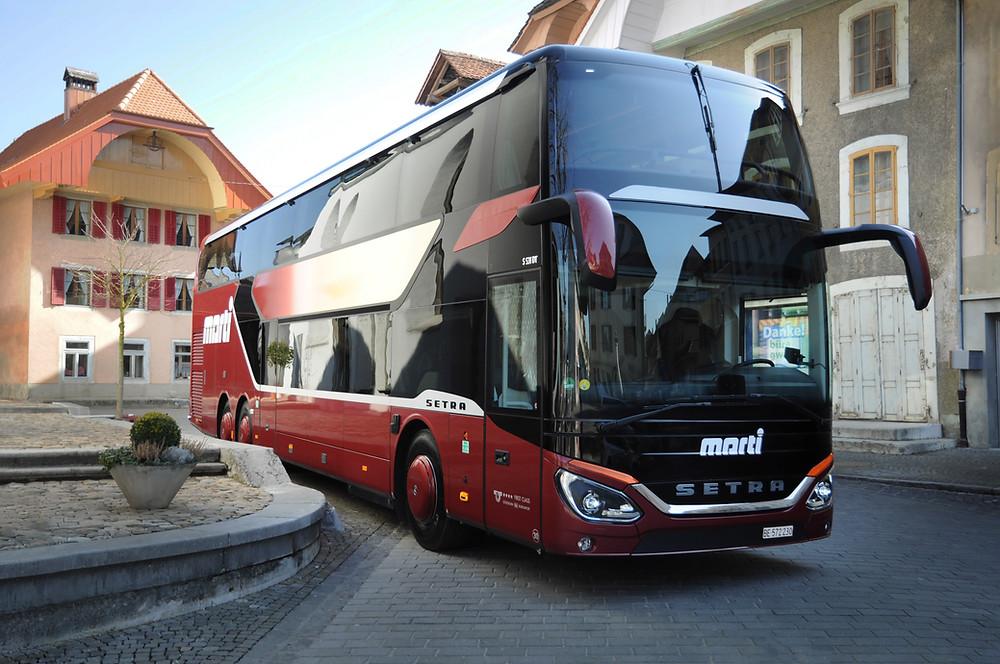 Setra Marti Bus