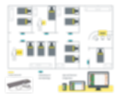 cubile infographic hospital