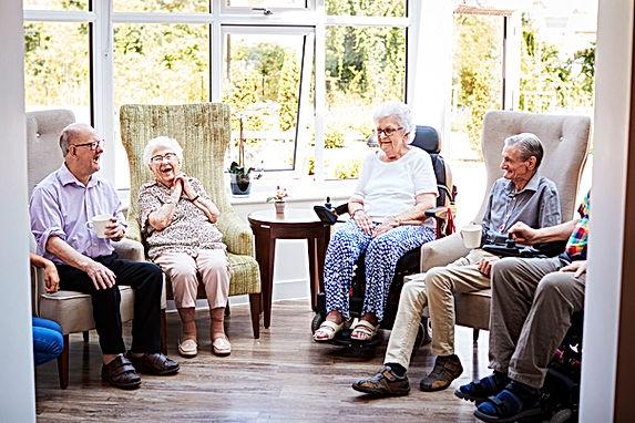 Freizeitangebote für Senioren