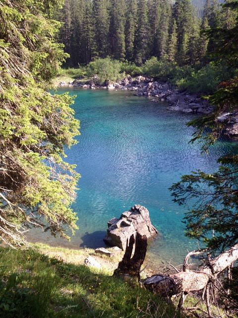 obernberger lake tirol