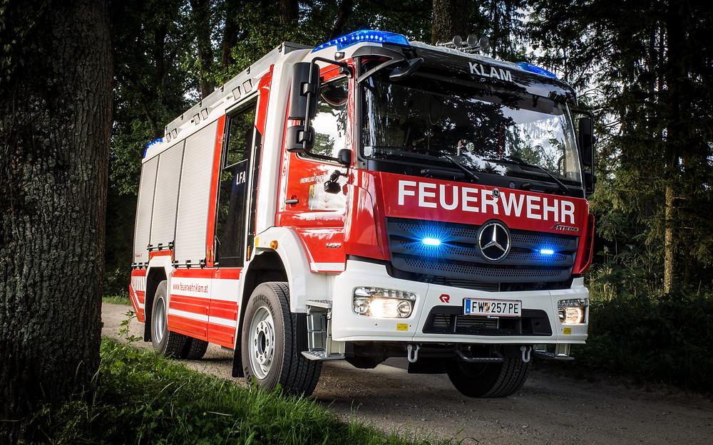 Mercedes-Benz Atego 1430 AF