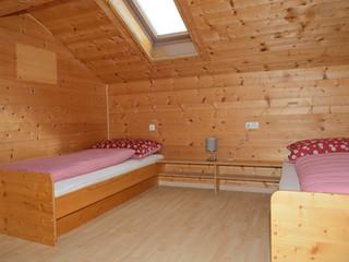 Ferienwohnung Weerberg Tirol Kapelle Schlafzimmer