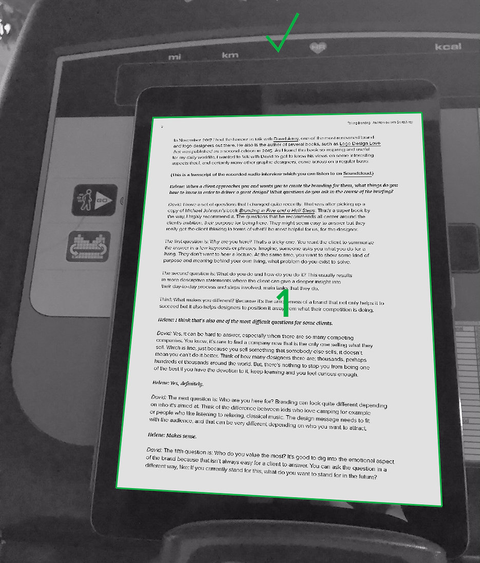 content marketing e-book pages export