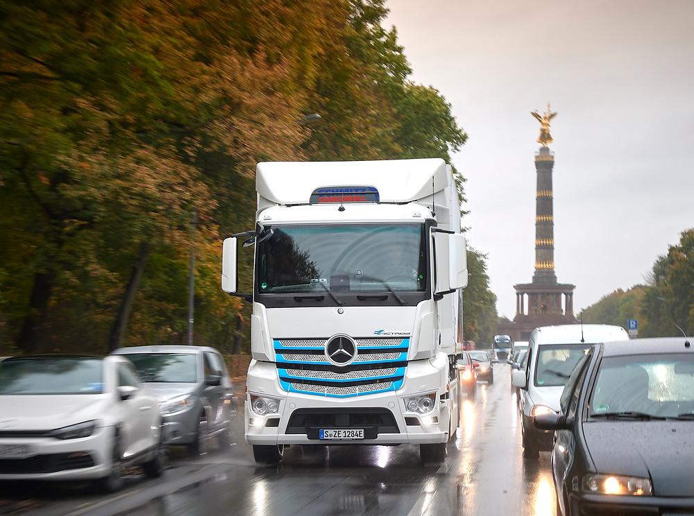 Mercedes-Benz Truck Actros