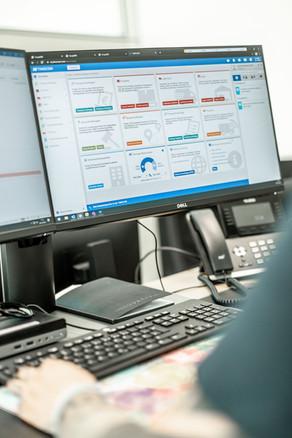 Digitalisierung Spedition