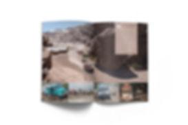 editorial design transport magazine