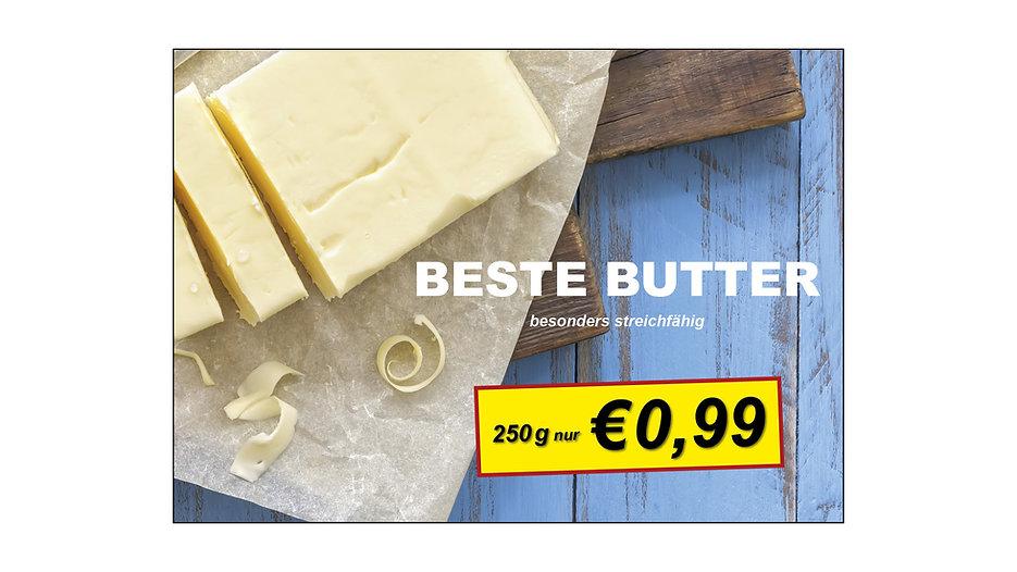 typographie butter